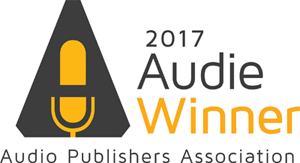 2017 Audie Award Winner